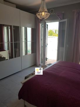 Paraiso Blanco 34 - Master bedroom