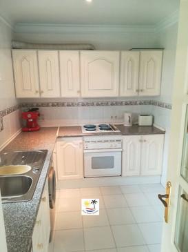 Villa Jossalan - Downstairs Kitchen