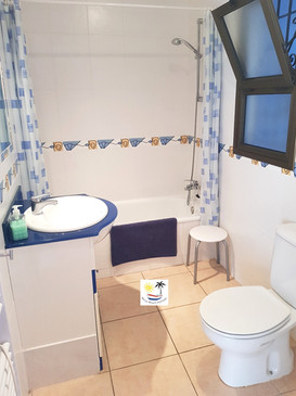 Capistrano Playa 509 - Bathroom