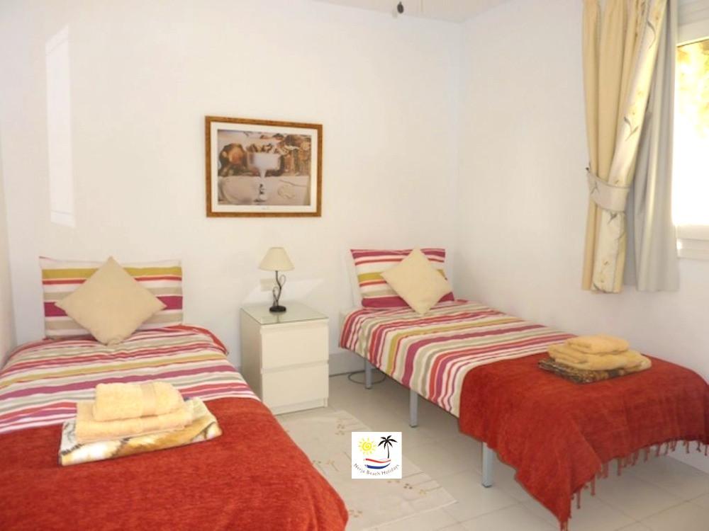 Villa Jossalan - Downstairs Bedroom