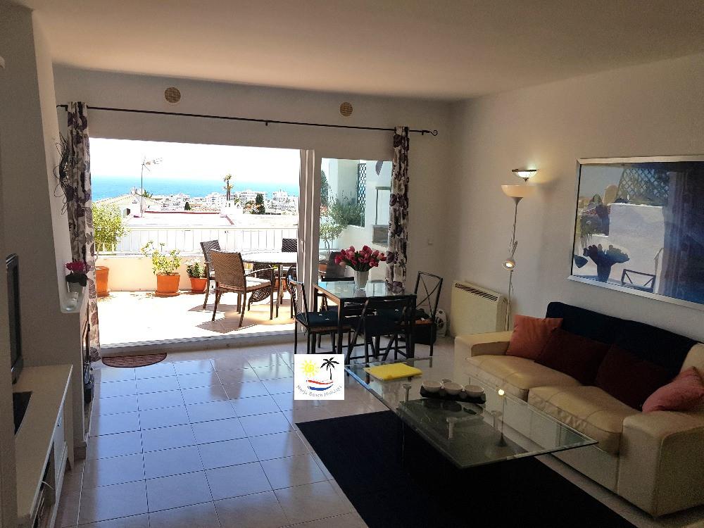 Paraiso Blanco 34 - Living room