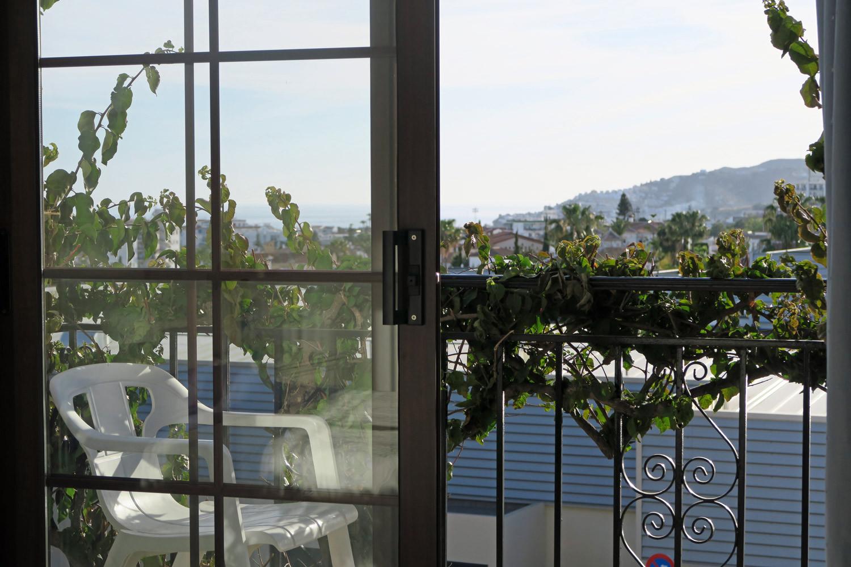 Pueblo Los Arcos - Balcony Master Bedroom