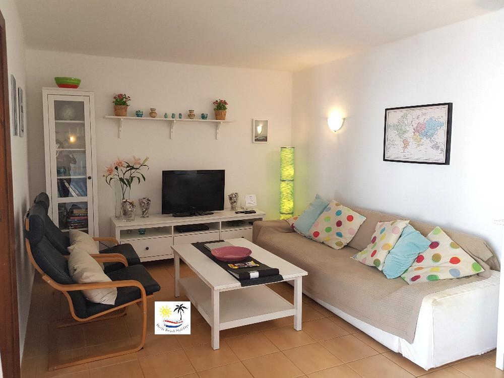Capistrano Playa 304 Lounge area