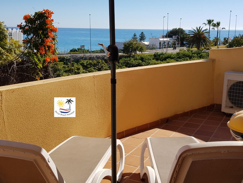 El Olivar - Terrace