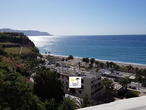 Capistrano Playa 200 - View from the balcony