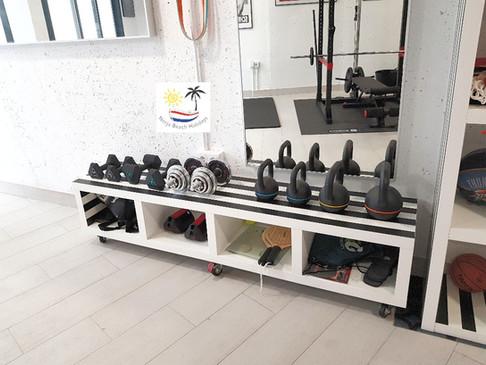 Gym Area - Basement