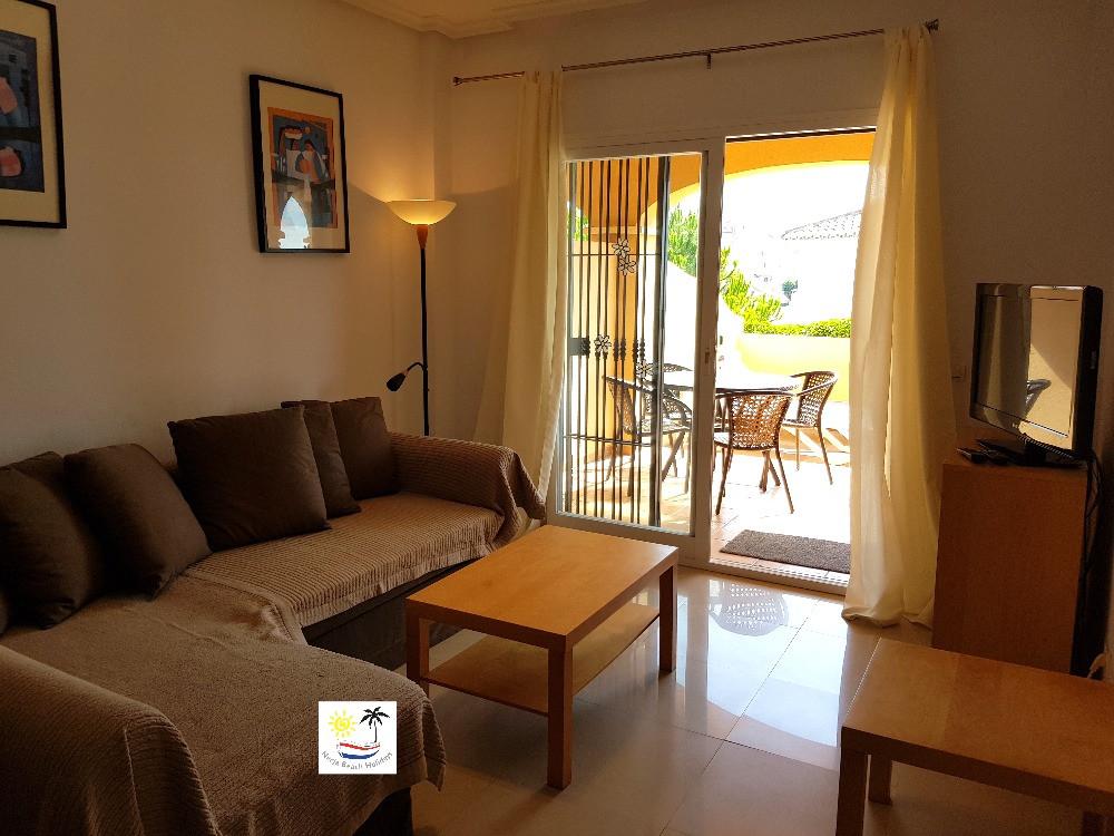 El Olivar - Living room