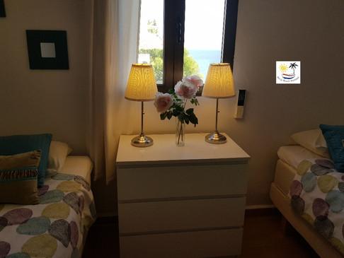 Capistrano Playa 304 Twin room