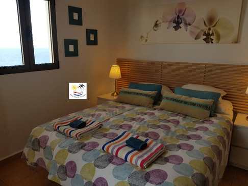 Capistrano Playa 304 Master bedroom