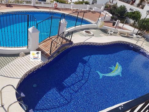 Villa Bouganvilla - Communal Pool
