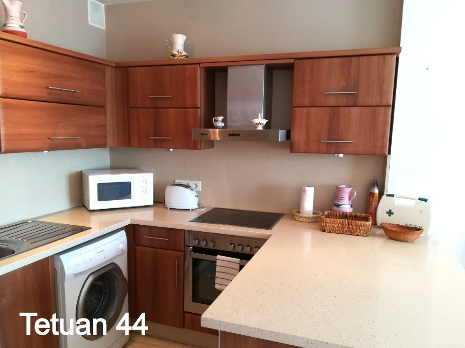 Tetuan 44 - Kitchen