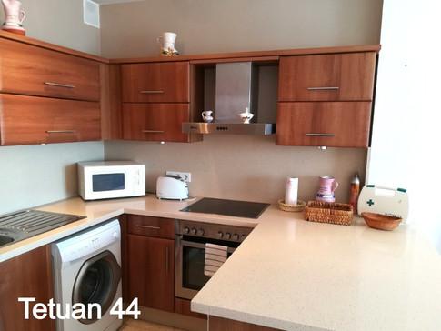 Tetuan 44 - Kitchen