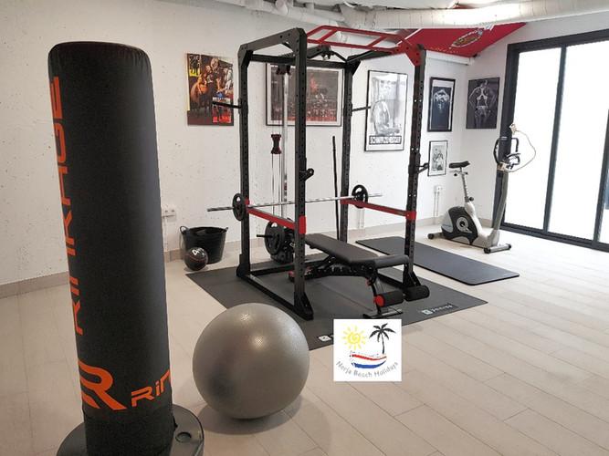 Gym - Basement