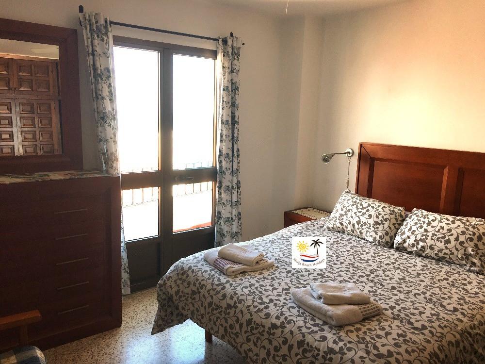 Capistrano Playa 202 - Master bedroom