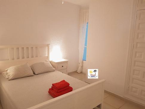 El Litoral - Master bedroom