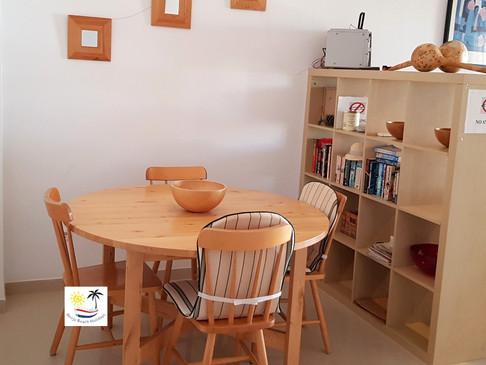 El Olivar - Dining area