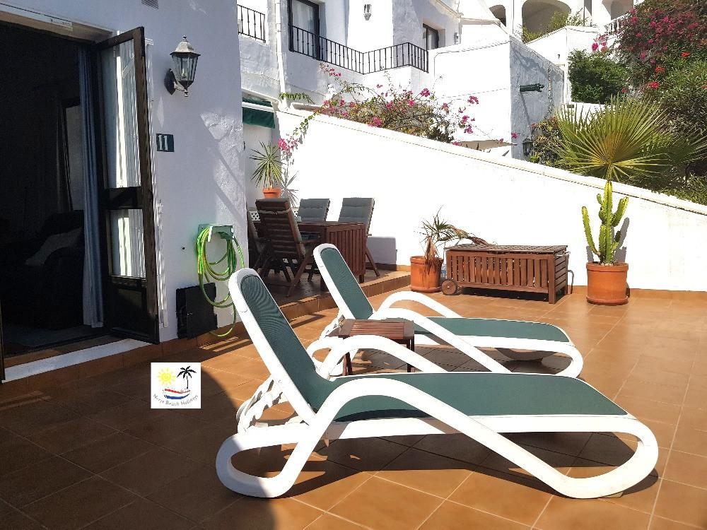 Capistrano Playa 411 - Terrace