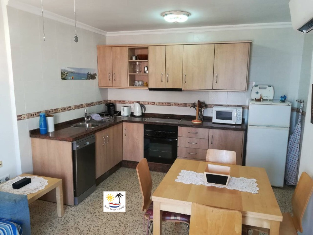 Capistrano Playa 202 - Kitchen