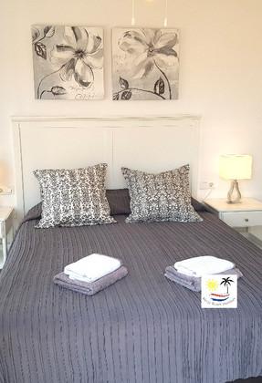 Aljamar 10b - Master bedroom