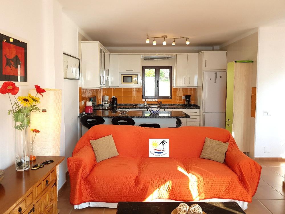 Capistrano Playa 708 - Living Room