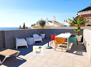 Private Rooftop Terrace