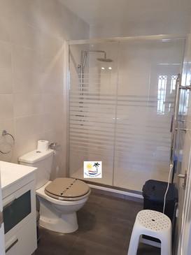 Paraiso Blanco 34 - Ensuite bathroom master bedroom