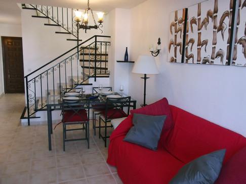 Pueblo Los Arcos - Living Room
