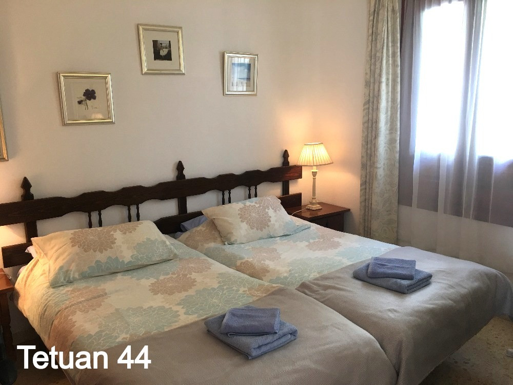 Tetuan 44 - Bedroom