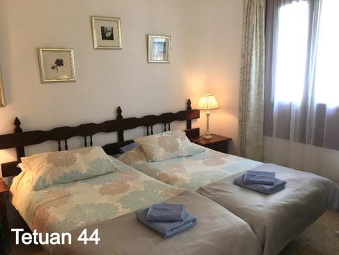 Tetuan 44 - Bedroom