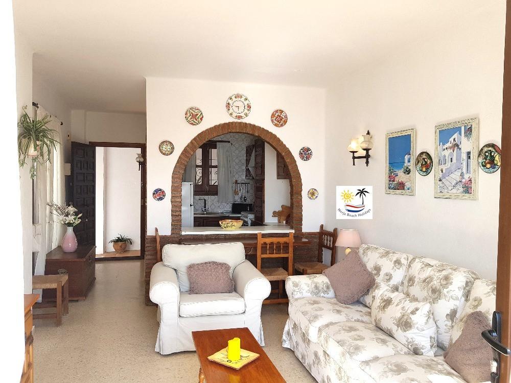Capistrano Playa 503 - Living room