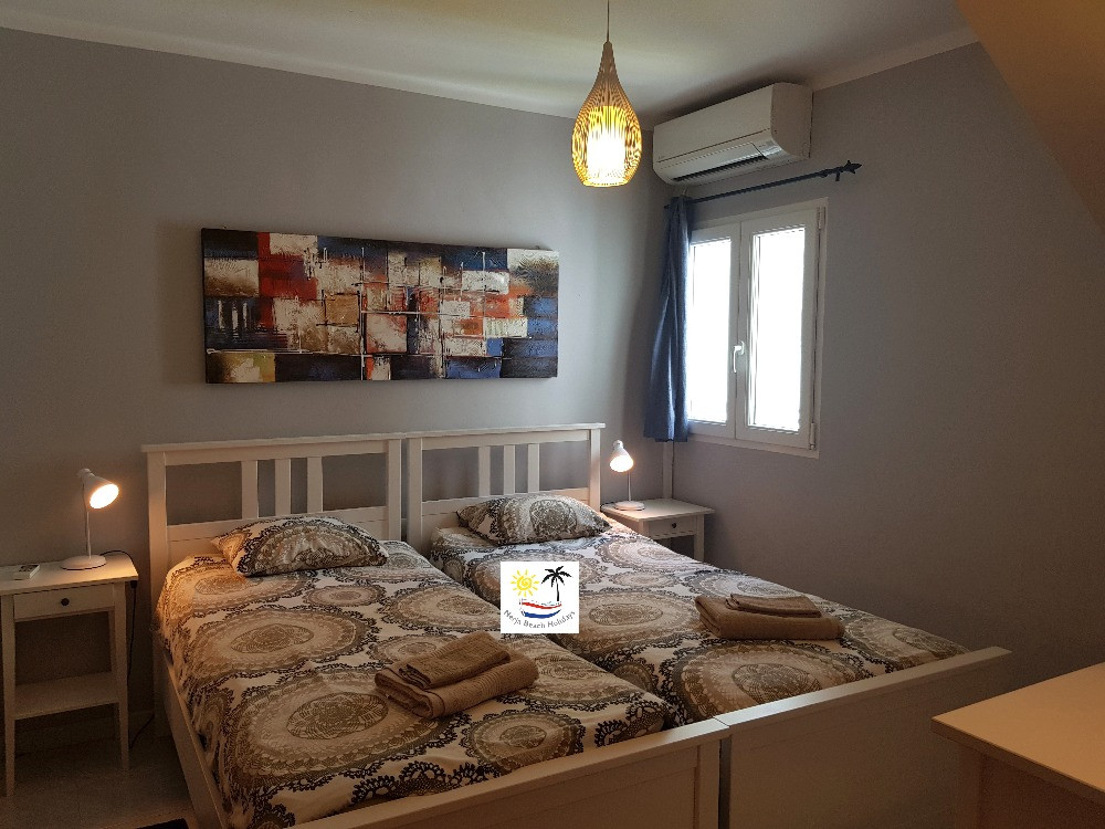 Paraiso Blanco 34 - Twin bedroom