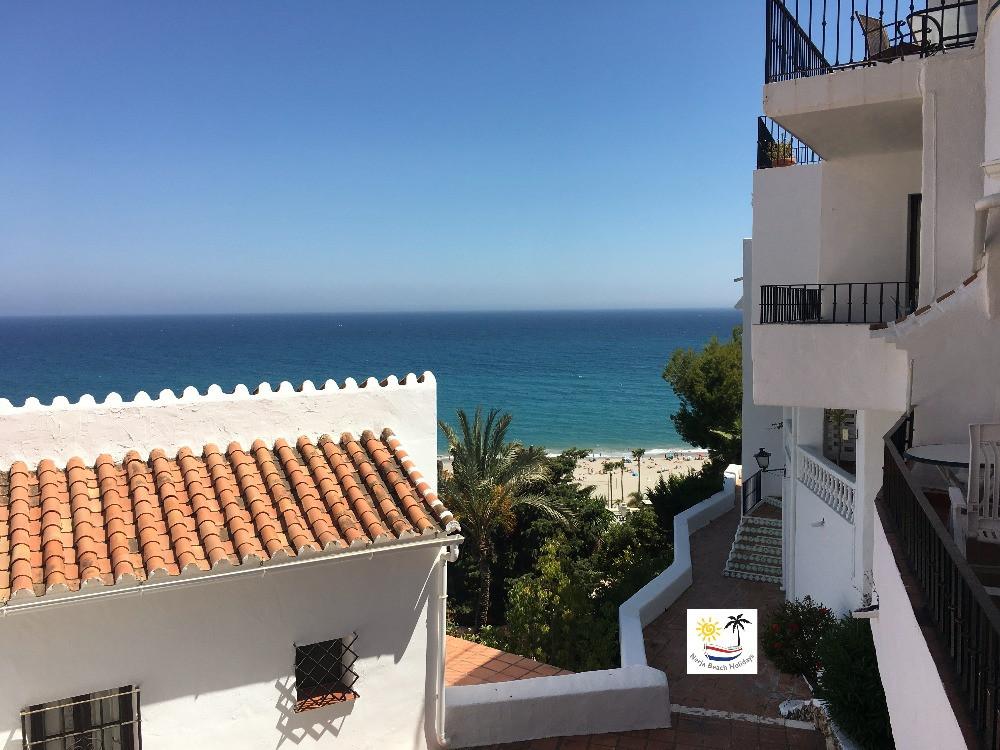 Capistrano Playa 202 - View from the balcony