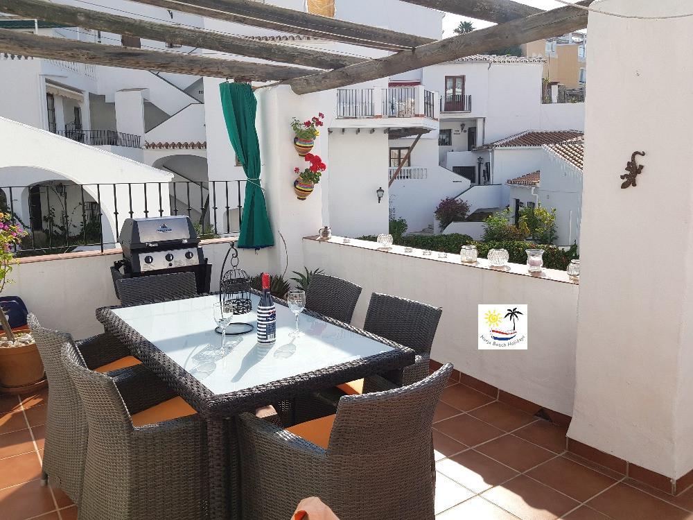 Capistrano Playa 708 - Terrace