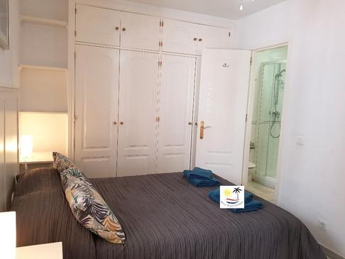 Aljamar 10b - Ensuite bedroom