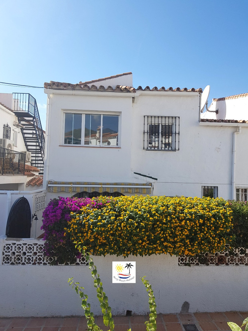 Villa Bouganvilla - Front of the house