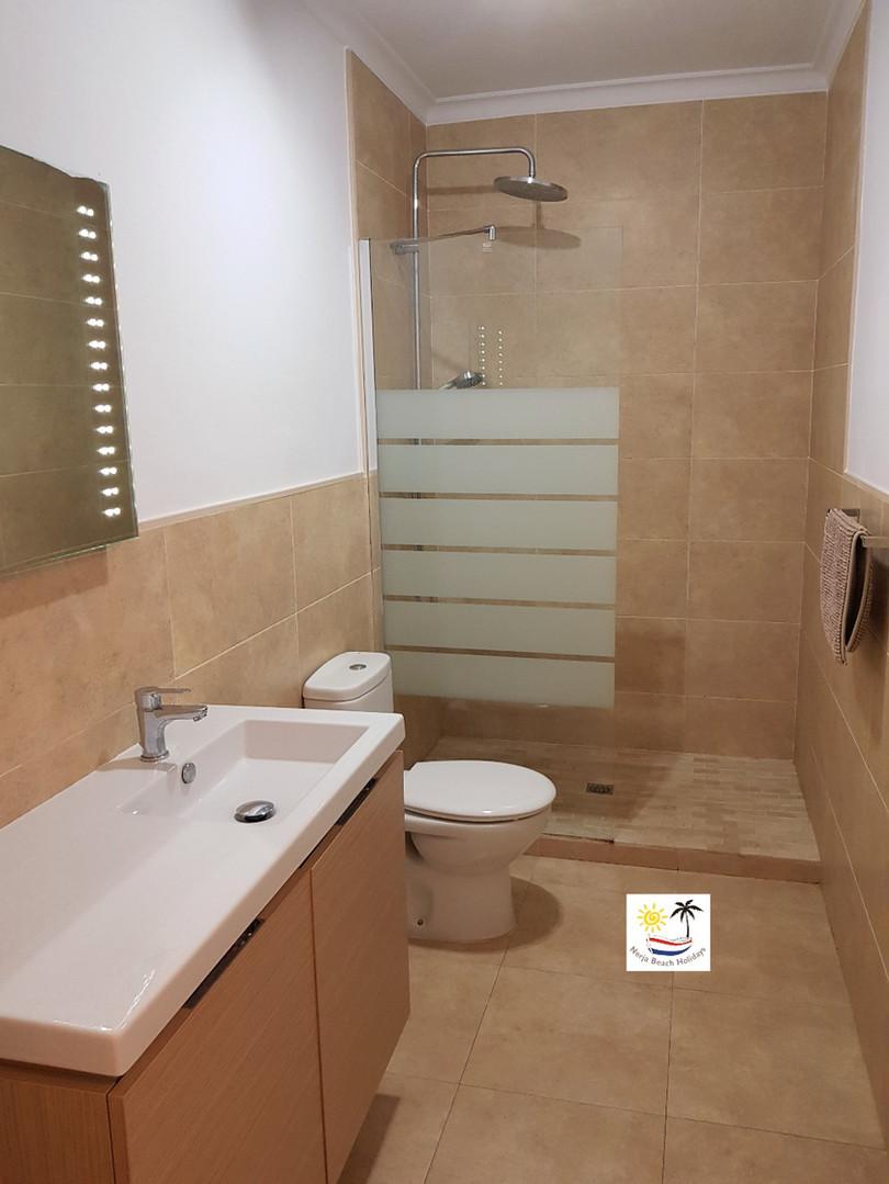 El Litoral - Bathroom