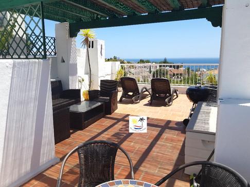 Paraiso Blanco 34 - Roof top