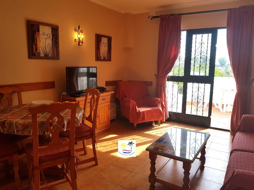 Las Palmas 14a - Living room
