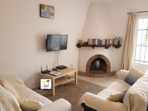 El Litoral - Living Room