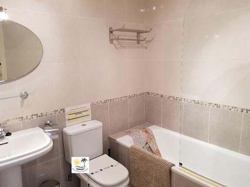 El Olivar - Bathroom