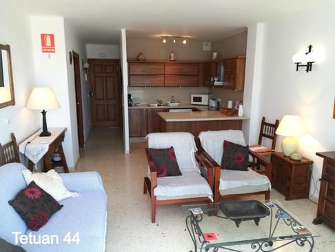 Tetuan 44 - Living Room