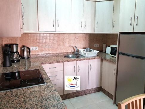 Capistrano Playa 411 - Kitchen