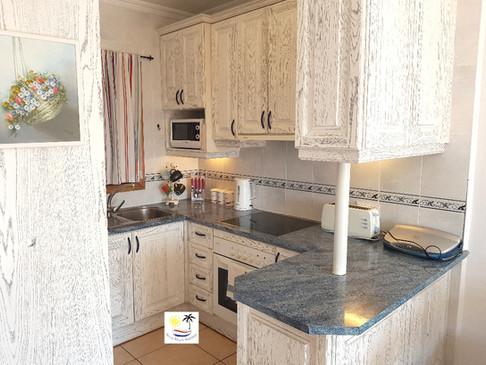 Capistrano Playa 509 - Kitchen