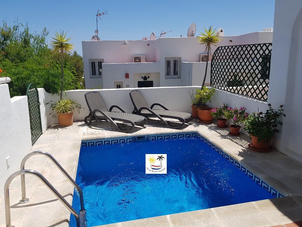 Paraiso Blanco 34 - Plunge pool