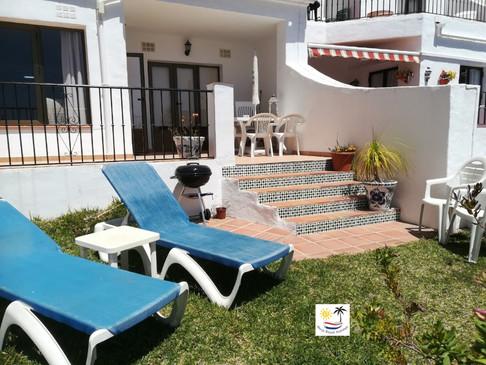 Capistrano Playa 511 - Private garden