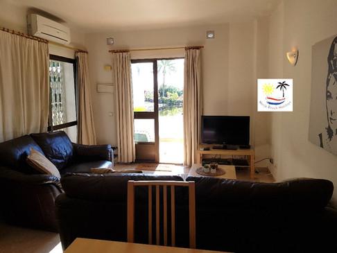 Capistrano Playa 411 - Living room