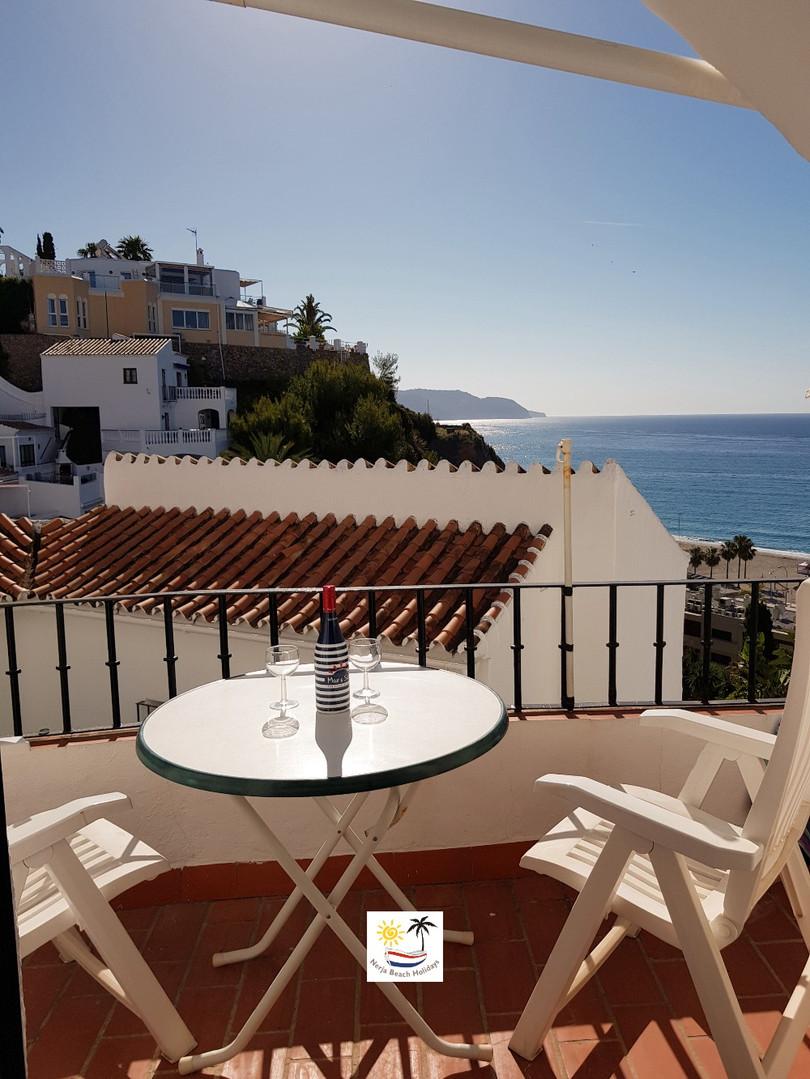 Capistrano Playa 202 - Balcony