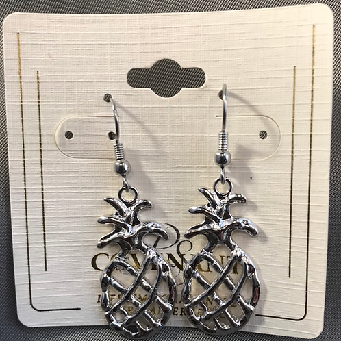 Pineapple Dangle Earrings