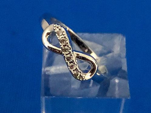 Petite Single Eternity Ring