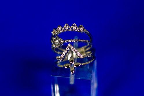 Boho Layer Ring